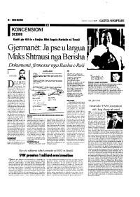 Max Strauss, Berberi Ltd. Bechtel