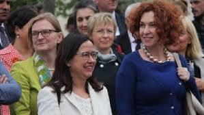 Frauen in Tirana